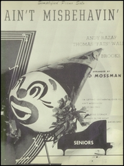 Page 11, 1957 Edition, Ponchatoula High School - Greenback Yearbook (Ponchatoula, LA) online yearbook collection