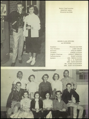Page 12, 1957 Edition, Ponchatoula High School - Greenback Yearbook (Ponchatoula, LA) online yearbook collection