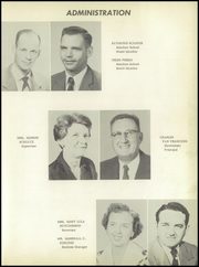 Page 7, 1957 Edition, Ponchatoula High School - Greenback Yearbook (Ponchatoula, LA) online yearbook collection