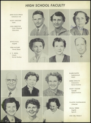 Page 9, 1957 Edition, Ponchatoula High School - Greenback Yearbook (Ponchatoula, LA) online yearbook collection