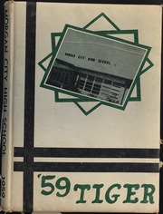 1959 Edition, Morgan City High School - Tiger Yearbook (Morgan City, LA)