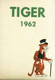 1962 Edition, Morgan City High School - Tiger Yearbook (Morgan City, LA)