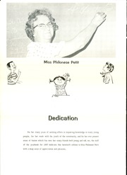 Page 12, 1967 Edition, Hahnville High School - Roar Yearbook (Boutte, LA) online yearbook collection