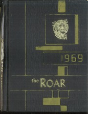 1969 Edition, Hahnville High School - Roar Yearbook (Boutte, LA)