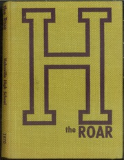 1970 Edition, Hahnville High School - Roar Yearbook (Boutte, LA)