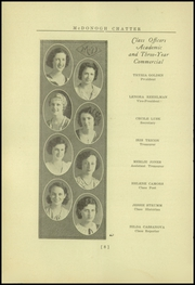 Page 10, 1933 Edition, John McDonogh Senior High School - Onward Yearbook (New Orleans, LA) online yearbook collection