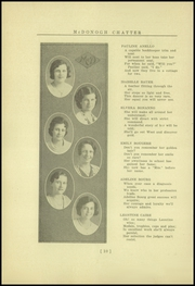 Page 12, 1933 Edition, John McDonogh Senior High School - Onward Yearbook (New Orleans, LA) online yearbook collection