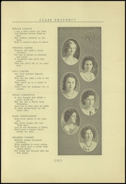 Page 13, 1933 Edition, John McDonogh Senior High School - Onward Yearbook (New Orleans, LA) online yearbook collection