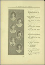 Page 14, 1933 Edition, John McDonogh Senior High School - Onward Yearbook (New Orleans, LA) online yearbook collection