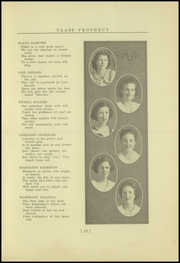 Page 15, 1933 Edition, John McDonogh Senior High School - Onward Yearbook (New Orleans, LA) online yearbook collection