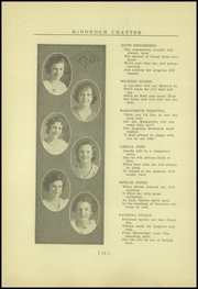 Page 16, 1933 Edition, John McDonogh Senior High School - Onward Yearbook (New Orleans, LA) online yearbook collection