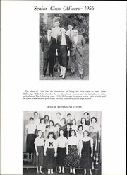 Page 14, 1956 Edition, John McDonogh Senior High School - Onward Yearbook (New Orleans, LA) online yearbook collection
