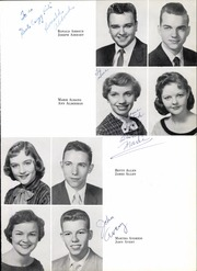 Page 15, 1956 Edition, John McDonogh Senior High School - Onward Yearbook (New Orleans, LA) online yearbook collection