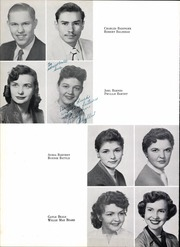 Page 16, 1956 Edition, John McDonogh Senior High School - Onward Yearbook (New Orleans, LA) online yearbook collection