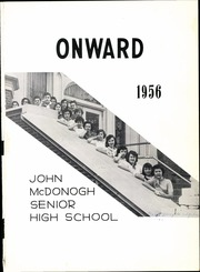 Page 5, 1956 Edition, John McDonogh Senior High School - Onward Yearbook (New Orleans, LA) online yearbook collection