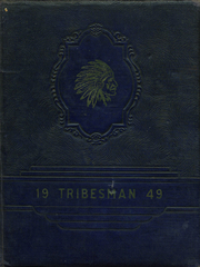 Page 1, 1949 Edition, Tioga High School - Tribesman Yearbook (Tioga, LA) online yearbook collection