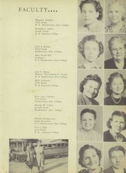 Page 17, 1949 Edition, Tioga High School - Tribesman Yearbook (Tioga, LA) online yearbook collection