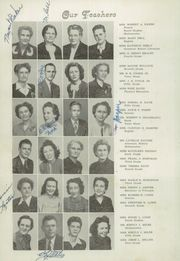 Page 14, 1948 Edition, Minden High School - Grig Yearbook (Minden, LA) online yearbook collection