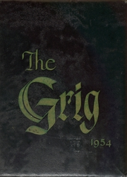 Page 1, 1954 Edition, Minden High School - Grig Yearbook (Minden, LA) online yearbook collection