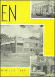 Page 11, 1954 Edition, Minden High School - Grig Yearbook (Minden, LA) online yearbook collection