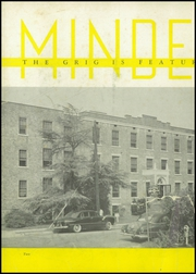 Page 6, 1954 Edition, Minden High School - Grig Yearbook (Minden, LA) online yearbook collection