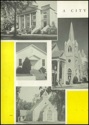Page 8, 1954 Edition, Minden High School - Grig Yearbook (Minden, LA) online yearbook collection