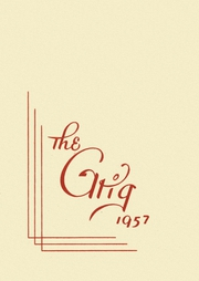 Page 1, 1957 Edition, Minden High School - Grig Yearbook (Minden, LA) online yearbook collection