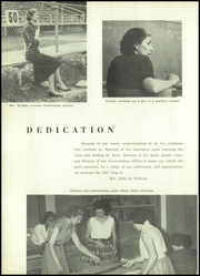 Page 10, 1957 Edition, Minden High School - Grig Yearbook (Minden, LA) online yearbook collection