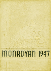 Page 1, 1947 Edition, Neville High School - Monroyan Yearbook (Monroe, LA) online yearbook collection