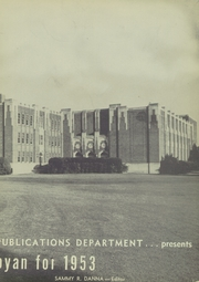 Page 9, 1953 Edition, Neville High School - Monroyan Yearbook (Monroe, LA) online yearbook collection