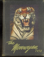 1958 Edition, Neville High School - Monroyan Yearbook (Monroe, LA)