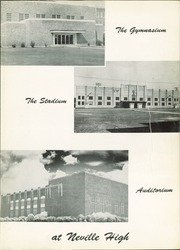 Page 7, 1958 Edition, Neville High School - Monroyan Yearbook (Monroe, LA) online yearbook collection