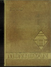 1960 Edition, Neville High School - Monroyan Yearbook (Monroe, LA)