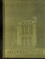 1962 Edition, Neville High School - Monroyan Yearbook (Monroe, LA)