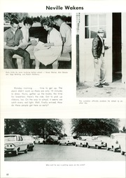 Page 14, 1963 Edition, Neville High School - Monroyan Yearbook (Monroe, LA) online yearbook collection