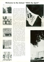 Page 8, 1963 Edition, Neville High School - Monroyan Yearbook (Monroe, LA) online yearbook collection