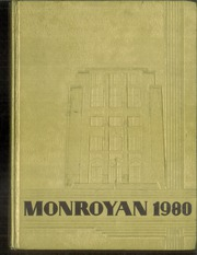 1980 Edition, Neville High School - Monroyan Yearbook (Monroe, LA)