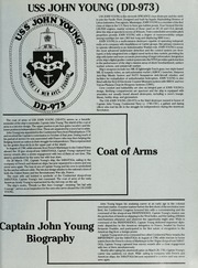 Page 5, 1985 Edition, John Young (DD 973) - Naval Cruise Book online yearbook collection