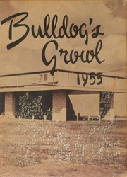 Page 1, 1955 Edition, Jennings High School - Bulldogs Growl Yearbook (Jennings, LA) online yearbook collection