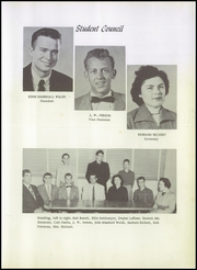 Page 11, 1955 Edition, Jennings High School - Bulldogs Growl Yearbook (Jennings, LA) online yearbook collection