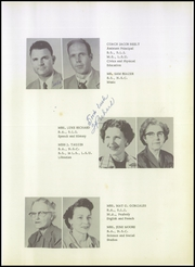 Page 13, 1955 Edition, Jennings High School - Bulldogs Growl Yearbook (Jennings, LA) online yearbook collection