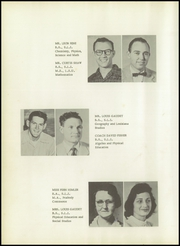 Page 14, 1955 Edition, Jennings High School - Bulldogs Growl Yearbook (Jennings, LA) online yearbook collection