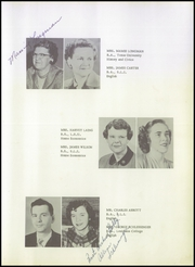 Page 15, 1955 Edition, Jennings High School - Bulldogs Growl Yearbook (Jennings, LA) online yearbook collection