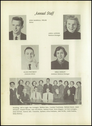 Page 8, 1955 Edition, Jennings High School - Bulldogs Growl Yearbook (Jennings, LA) online yearbook collection