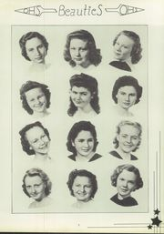Page 11, 1941 Edition, Oakdale High School - Tomahawk Yearbook (Oakdale, LA) online yearbook collection