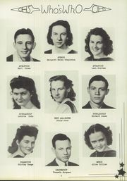 Page 13, 1941 Edition, Oakdale High School - Tomahawk Yearbook (Oakdale, LA) online yearbook collection