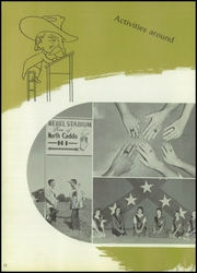 Page 16, 1960 Edition, North Caddo High School - Rebel Yearbook (Vivian, LA) online yearbook collection