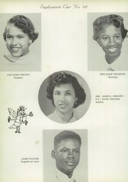 Page 86, 1957 Edition, Walter L Cohen High School - Wa Lo Co Yearbook (New Orleans, LA) online yearbook collection