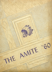 Amite High School - Yearbook (Amite, LA) online yearbook collection, 1960 Edition, Page 1