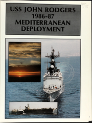 Page 5, 1987 Edition, John Rodgers (DD 983) - Naval Cruise Book online yearbook collection